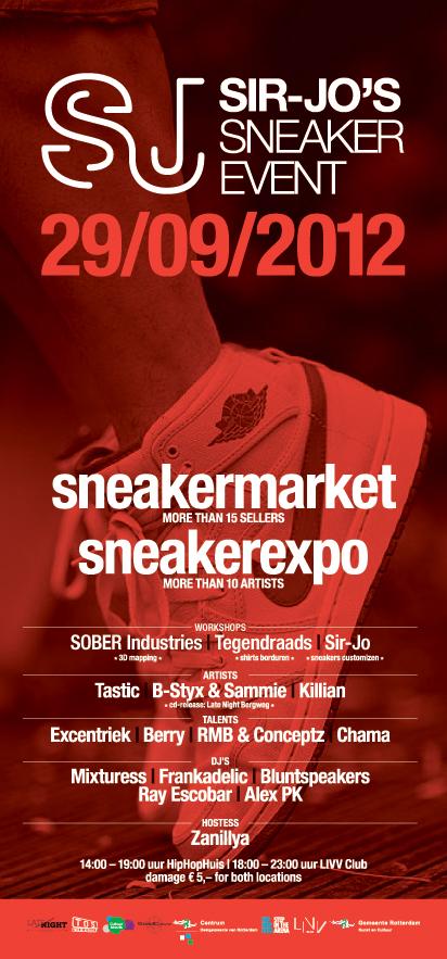 Sir Jo's Sneaker Event